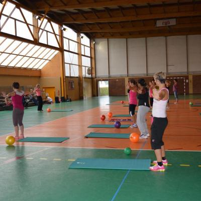 "Convention ""Gym Découverte"""