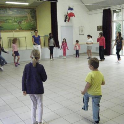 Retheuil cours Enfants, 20 septembre 2011