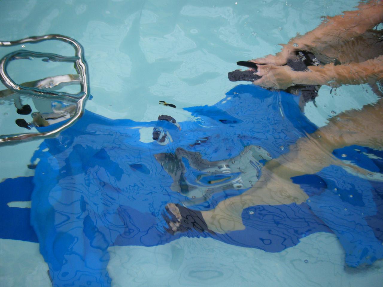 Nouveau à Villers : l'aquabike
