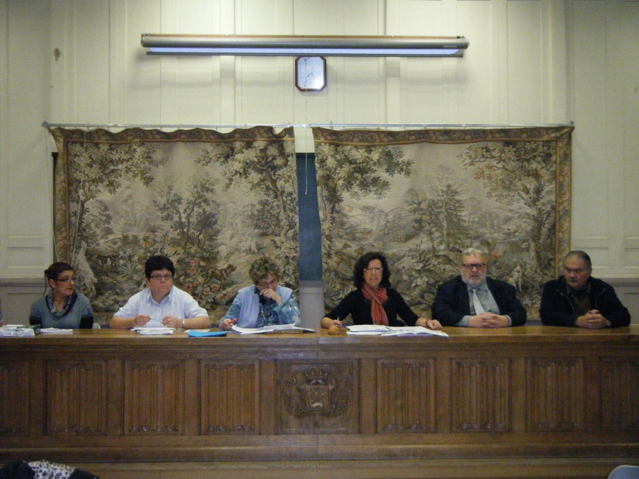Comité Directeur et les Elus