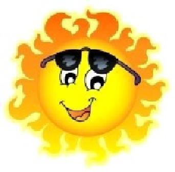 Le soleil nous a honoré de sa présence le 22 juin 2012
